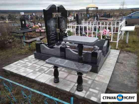 Памятники Благоустройство мест захоронений Пенза