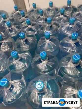 Доставка воды 19л и других напитков и продуктов пи Альметьевск
