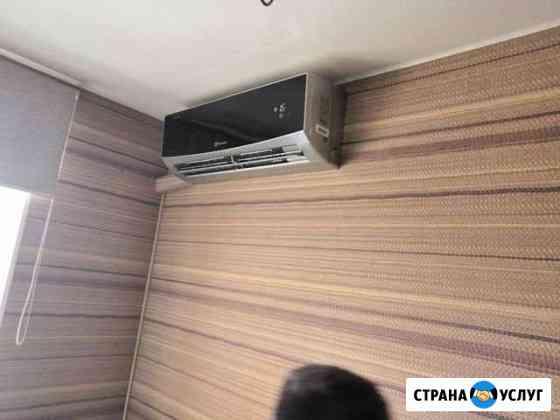 Установка кондиционеров Санкт-Петербург