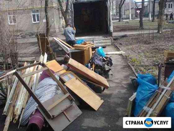 Вывоз мусора Рязань