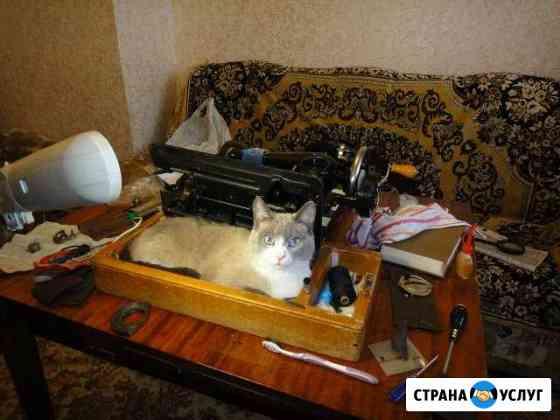Ремонт швейных машин Ижевск