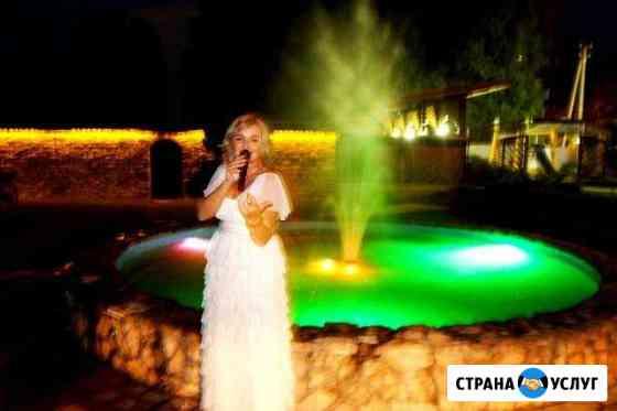 Тамада,ведущая,певица,диджей Жанна Чос Псков
