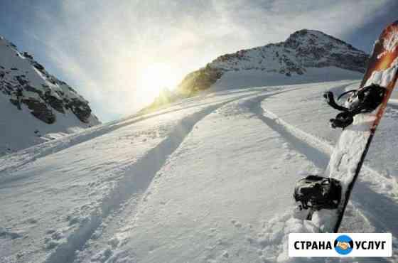 Заточка кантов горных лыж и сноуборда Северодвинск