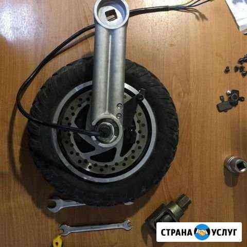 Ремонт гироскутеров, электросамокатов Пермь