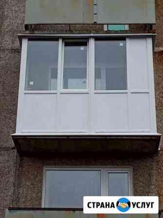 Установка окон, балконов и лоджий пвх Мурманск
