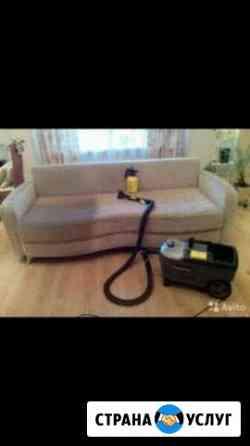 Чистка мебели.Стирка ковров Белая Калитва