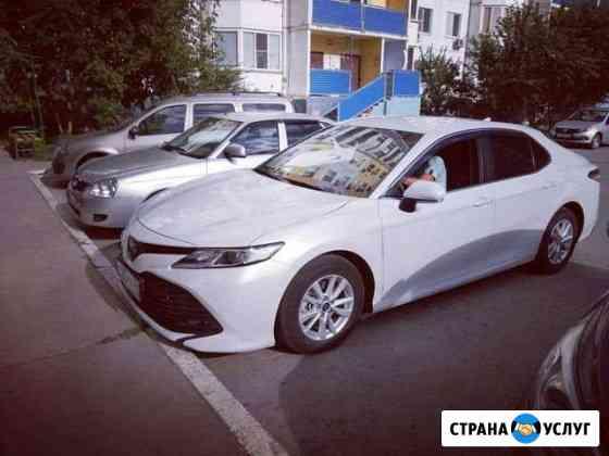 Катаю свадьбы Toyota Camry Астрахань