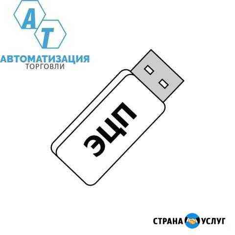 Электронно-цифровая подпись (эцп) Челябинск