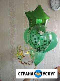 Предлагаем гелевые шарики с бесплатной доставкой Клетская