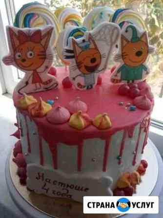 Торты и пирожные на заказ Евпатория