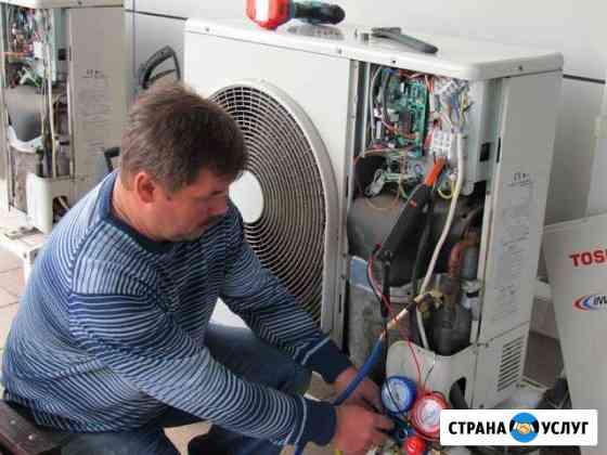 Ремонт и сервисное обслуживание кондиционеров Симферополь