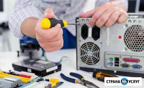 Компьютерная помощь кчр Черкесск