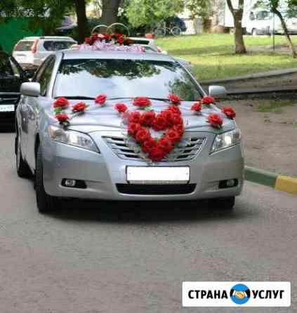 Аренда свадебного украшения на авто Тамбов