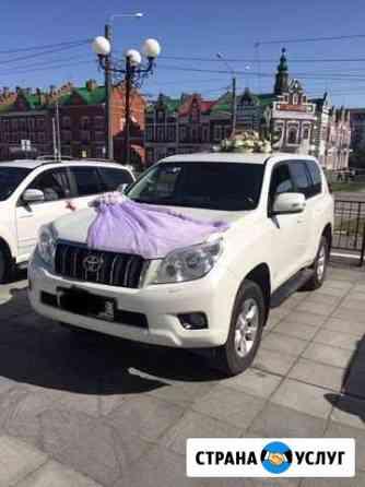 Свадебный кортеж Йошкар-Ола