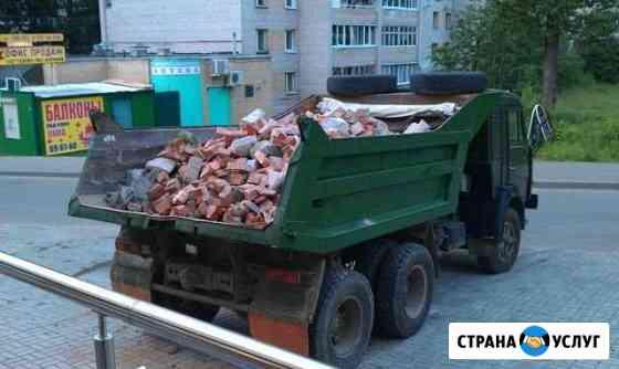 Вывоз мусора во всех районах города Брянск