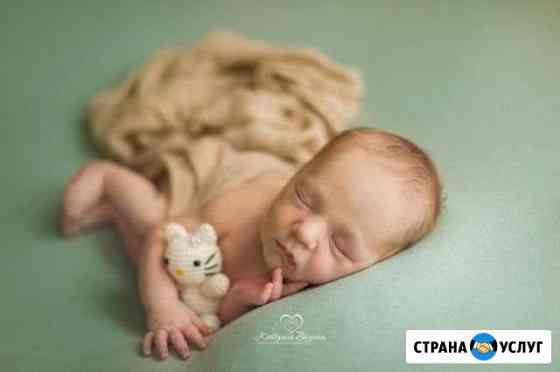 Фотограф новорожденных Краснодар