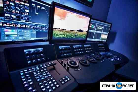Профессиональный видеомонтаж видеосъемка Оренбург