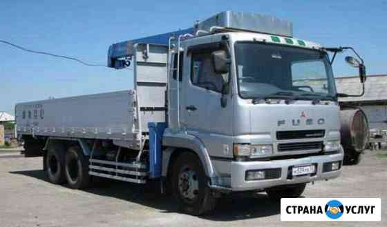 Услуги Манипулятора 5-17 тонн Саранск
