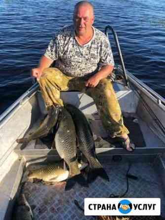 Рыбалка и подводная охота в Астрахани Камызяк