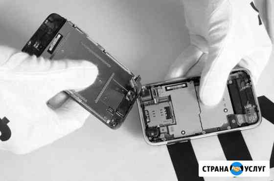 Ремонт iPhone, android, ноутбуков, планшетов Саранск
