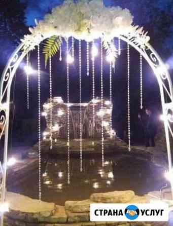 Оформление свадеб, юбилеев, детских праздников Уфа