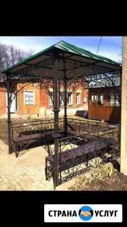Сварочные и кузнечные работы Кострома
