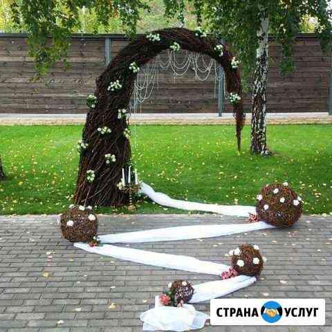 Аренда свадебного декора Оренбург