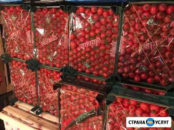 Доставка овощей и фруктов Волгоград