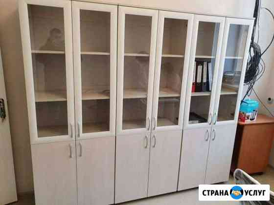 Монтаж и сборка мебели Казань