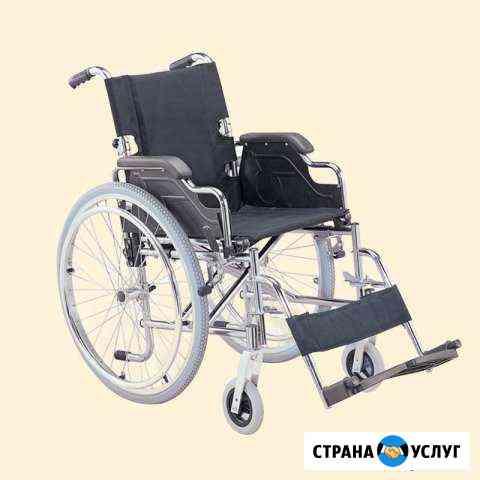 Прокат инвалидной коляски,костылей детских товаров Тула