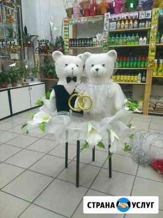 Свадебные украшения Тында