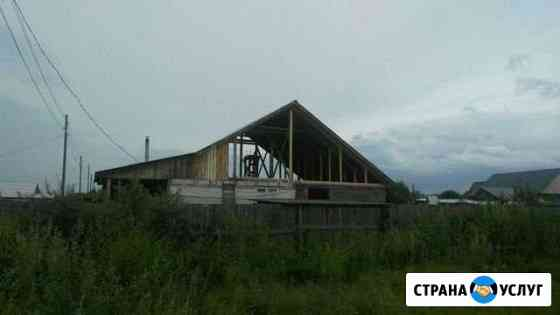 Кровельные работы Черногорск