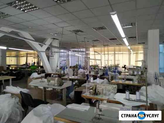 Швейное предприятие принимает оптовые заказы на по Пятигорск