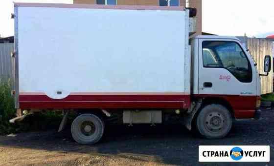 Грузоперевозки: фургоны, переезды, грузчики Южно-Сахалинск