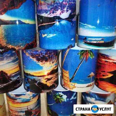 Печать Фото на Кружках Краснодар