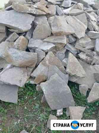 Дорожки из природного камня, природный камень Ижевск