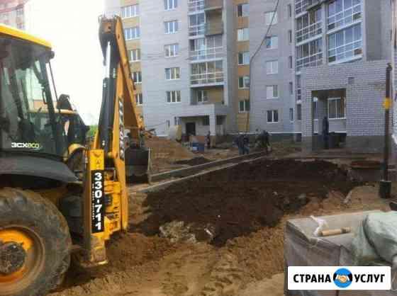 Асфальтирование Рыбинск
