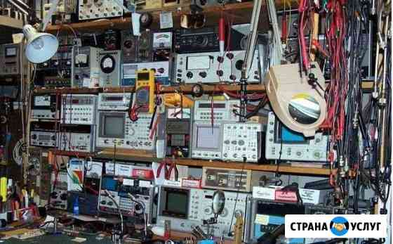 Ремонт аудио видео техники и электроники Красноярск