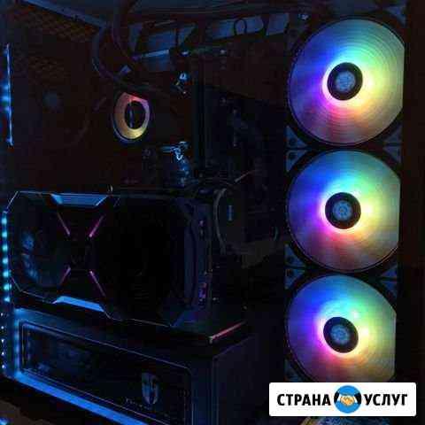 Бюджетные сборки компьютеров, ремонт пк Обнинск