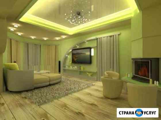 Качественный ремонт квартир Петропавловск-Камчатский