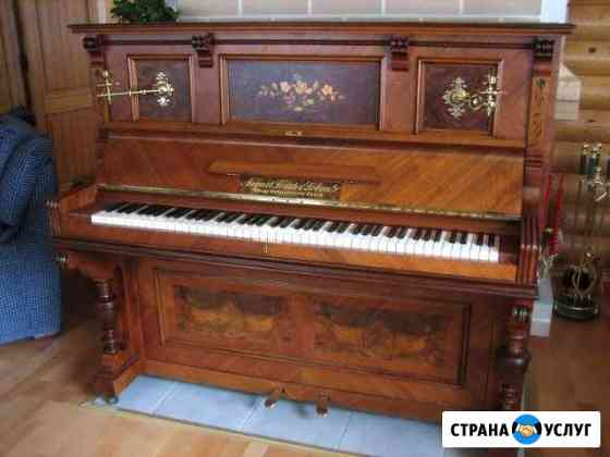 Ремонт, настройка пианино, роялей Джанкой