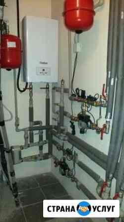 Отопления,водоснабжения и канализация Псков