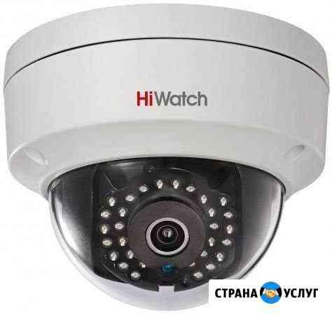 Установка, Видеонаблюдения, скд, домофонных систем Омск