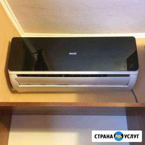 Установка, чистка, продажа кондиционеров Севастополь