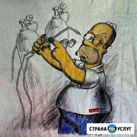 Сварочные работы Ижевск