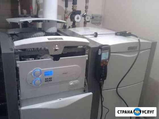 Ремонт газовых котлов,горелок,автоматики и т.д Чебоксары