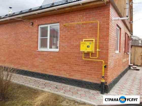 Монтаж газопроводов. установка котлов любой сложно Новосибирск