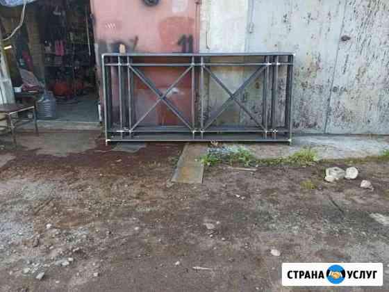 Изготовлю забор, ограждение Калининград
