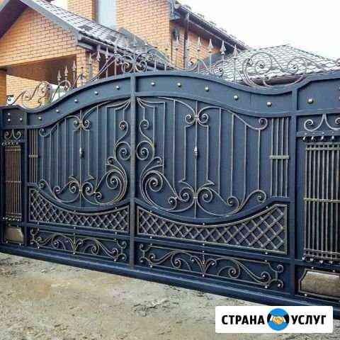 Ворота,заборы,ограждения,навесы,прочие изделия Великий Новгород