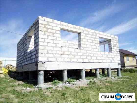 Различные виды строительных работ Петрозаводск